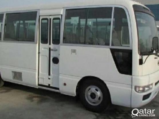 Nissan Civilian bus 2011, for urgent sale