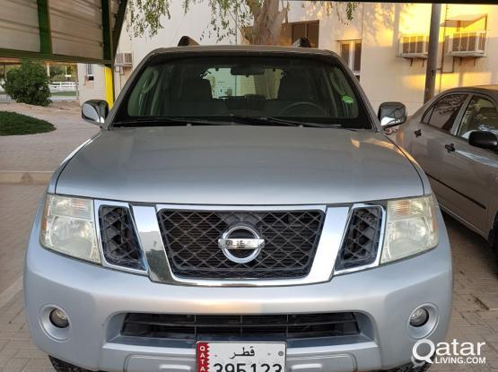 Nissan Pathfinder SE 2008