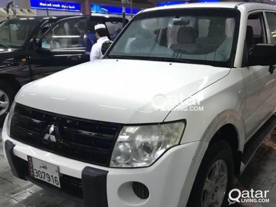 Mitsubishi Pajero 3 2009