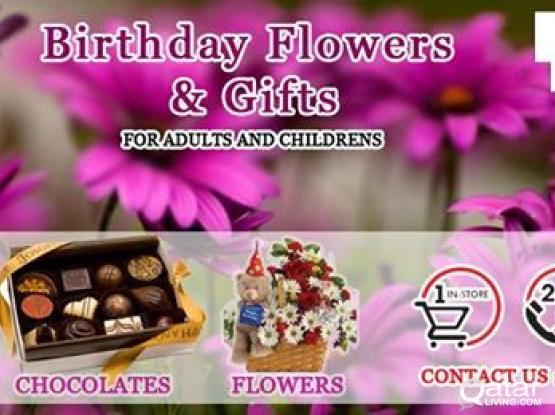 Flowers Baskets & Event Arrangements