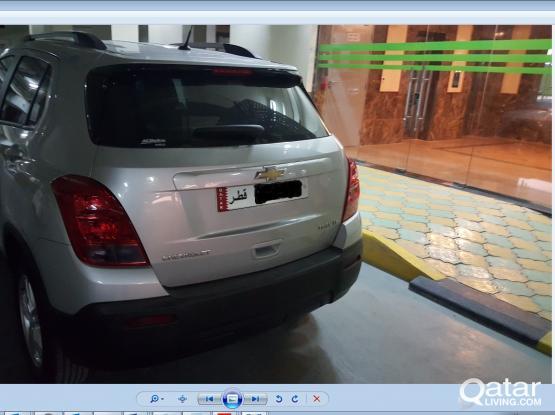 Chevrolet Trax 2016 Qatar Living
