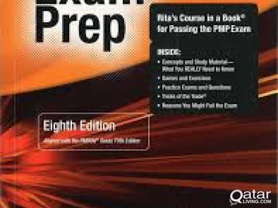 PMP exam prep 5th and PMP simulator