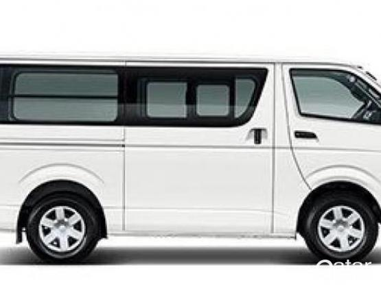Transportation 15 seater bus