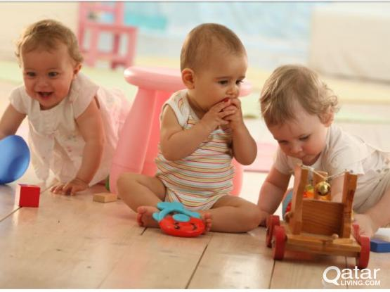 Day Care/Baby Sitting @Mamoura near Parco Mall