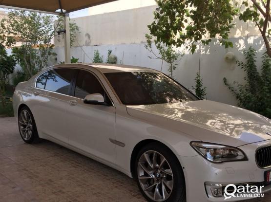 BMW 7-Series 760 Li 2015