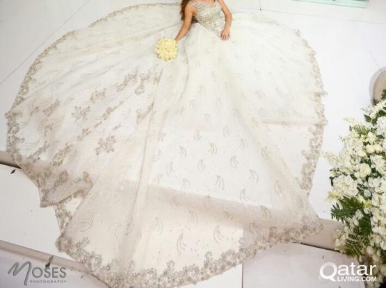 wedding dress for sale qatar living