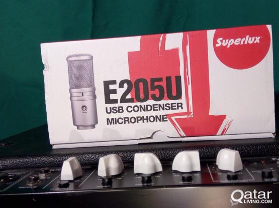 USB Condencer Mic NEW!!! On the Box