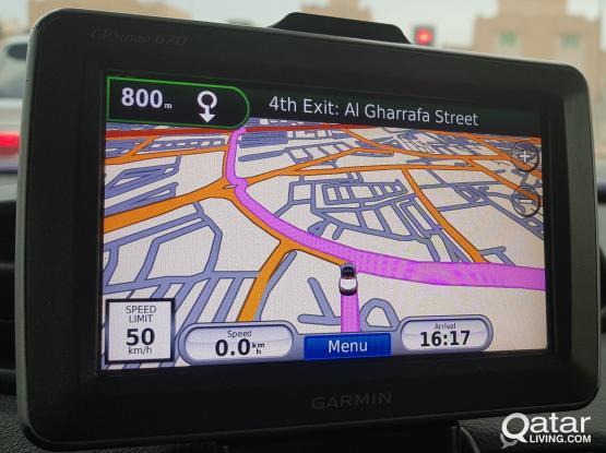 Garmin GPSMAP 620 Marine & Automotive GPS