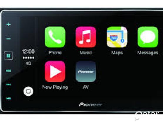 Pioneer SPH-DA120 Apple CarPlay Radio