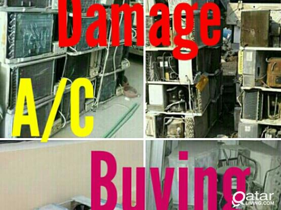 All  damage ac buying plz call me 33229032