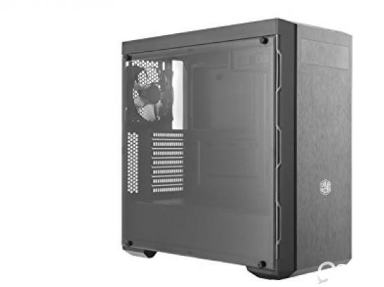 New Cooler Master MB600L MasterBox Midi-Tower PC Case