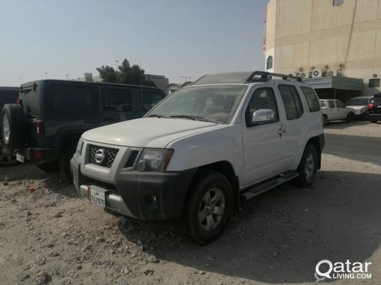 Nissan Xterra S 2012