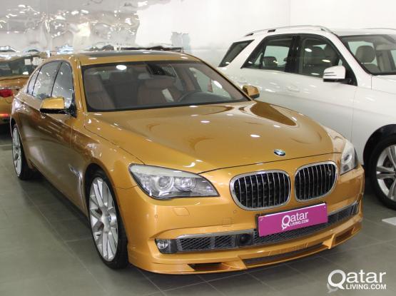 BMW 7-Series 750 Li 2011