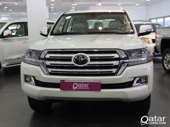 Toyota Land Cruiser 2018 VXR V8