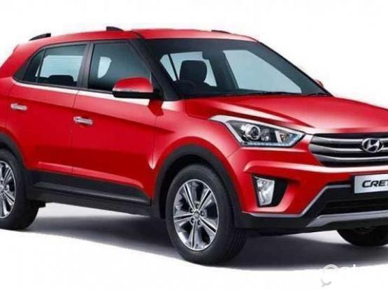 Hyundai Creta-2018 Model @2300 Per Month
