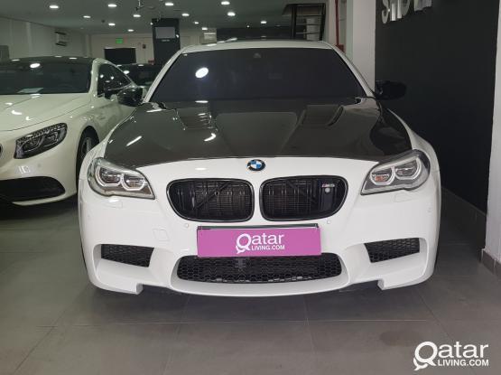 BMW M 5 2015