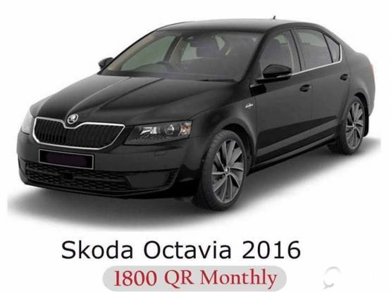 Skoda Octavia 2016