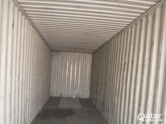 Used Containers for Sale