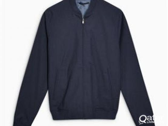 Brand new not used Bomber Jacket Navy colour Size S of Next Brand