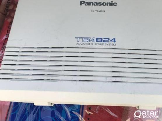 Panasonic PA-BX with 24 Ext.