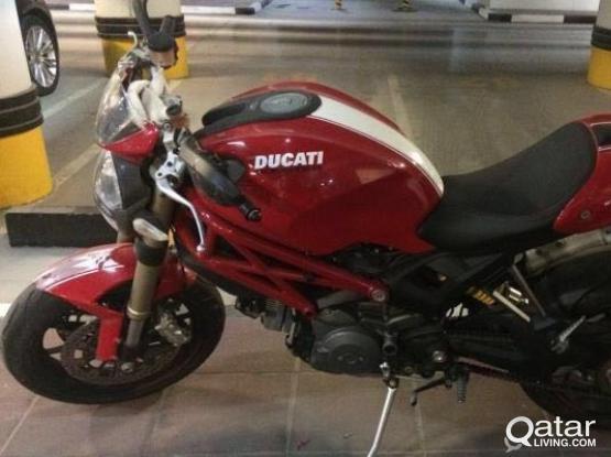 Ducati Monseter 1100 2015