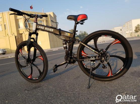 """Folding bike for sale with 24 Speed (26"""") Alloy"""