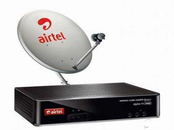 airtel hd brand new reciever for sale