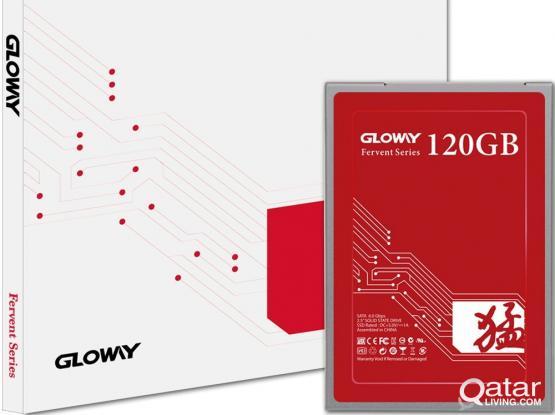 Gloway 120GB SSD - New