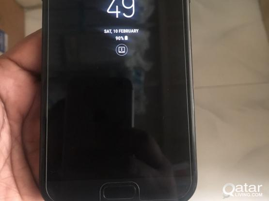 NEW SUMSUNG GALAXY A7 WITH 40 DAYS USED WITH BILL & ALL ACCESSORIES