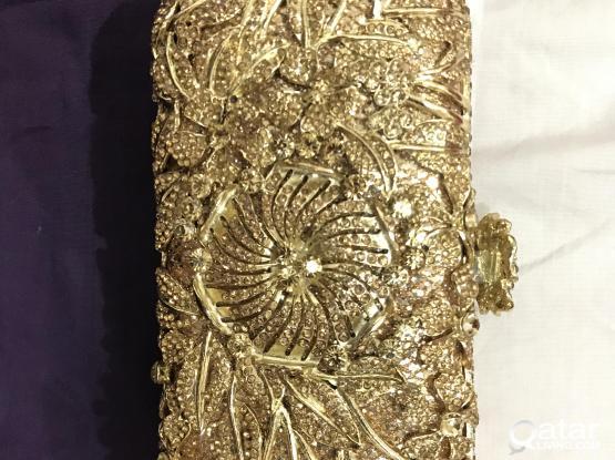 Bridal clutch/purse for sale
