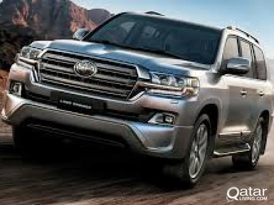 TOYOTA LAND CRUISER 2016 MODEL 5500 QR ONLY