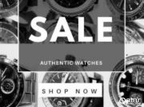 Watches for sale,