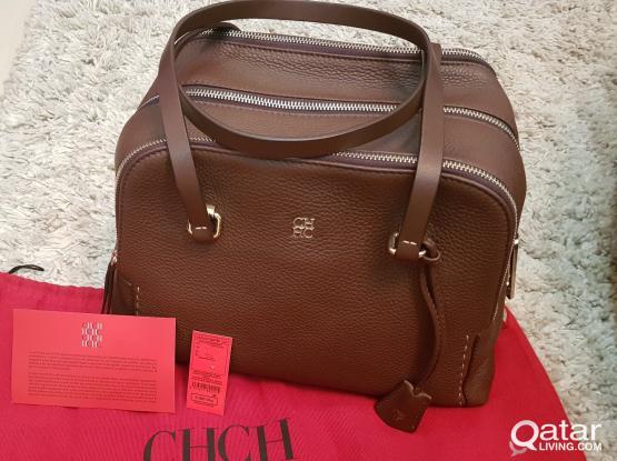 Authentic Carolina Herrera bag