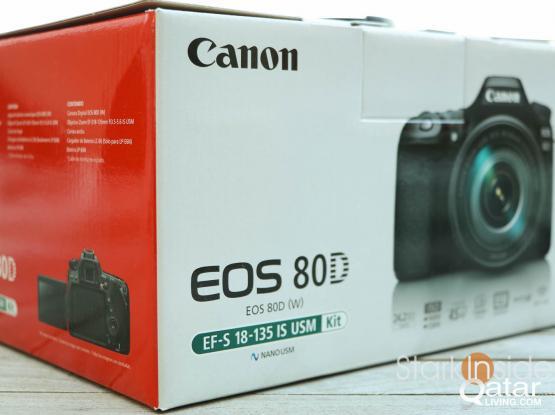 Canon 80d Price In Qatar
