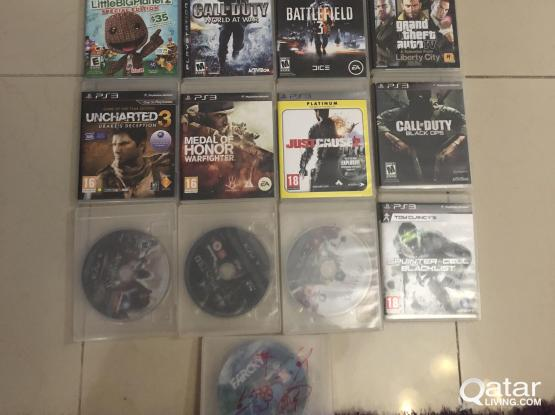 Ps3 games... whatsapp me if you interested