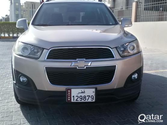Chevrolet Captiva LS 2013