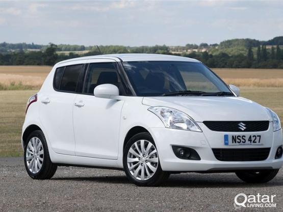 Suzuki swift for rent (call now:-44152020/30100316)