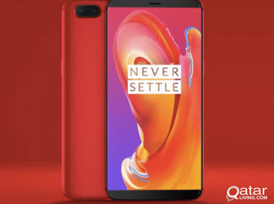 "OnePlus 5T ""8GB/128GB"" New UK Limited Edition  Lava Red"