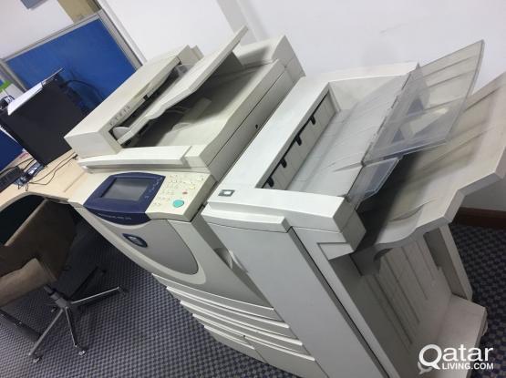 Xerox WorkCentre Pro 245 multifunction printer