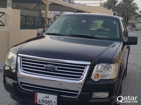 Excellent single owner Lady driven Ford Explorer
