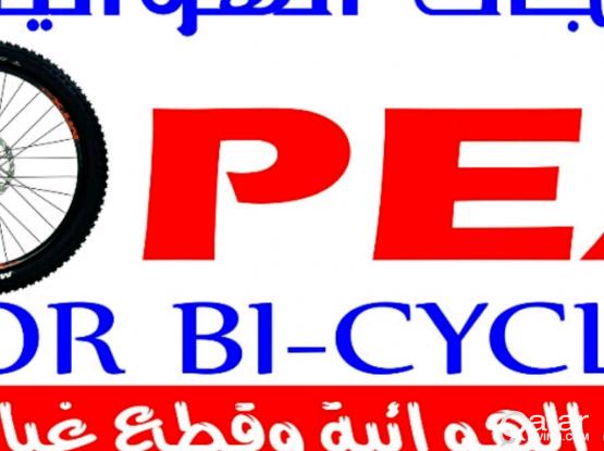 maintenance.Repairing bicycles sop 50542433 AL faihani st