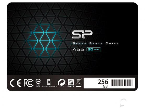 Silicon Power 256GB SSD - New Sealed