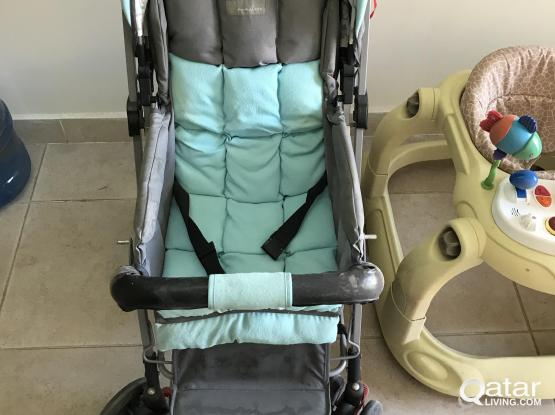 1 stroller of baby perfect condition