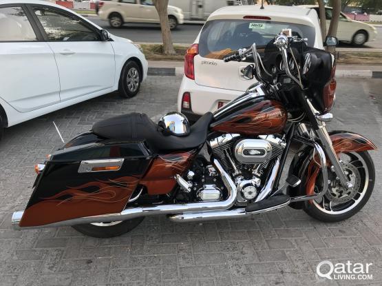 Harley Davidson Bagger 2011