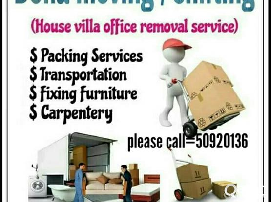 Moving & Shifting anywhere in Qatar 50920136