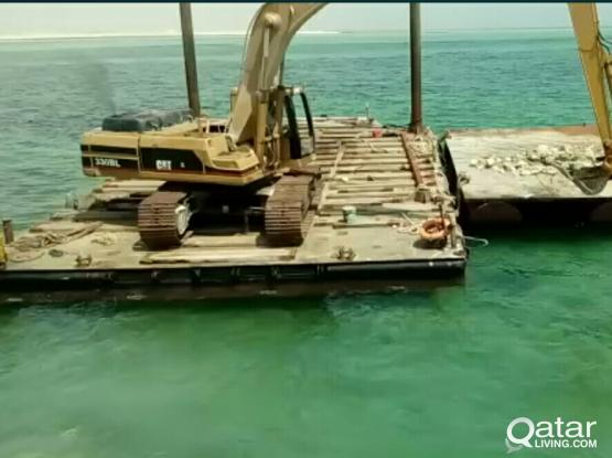 USED BARGE FOR SALE