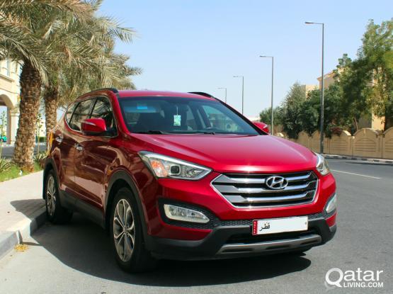 Hyundai Santafe 2013