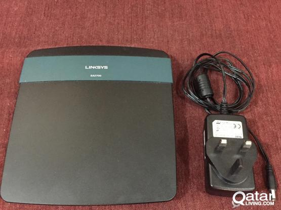 ea2700 dual band wifi router