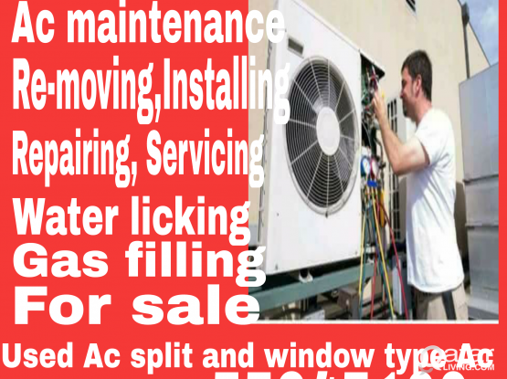 Ac maintenance.. 55245186