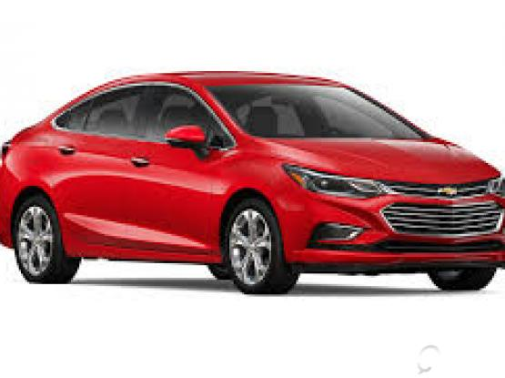 Chevrolet Cruze 2017 Model For rent QR 1,700 Per Month(call :-44152020)